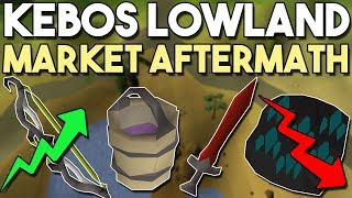 What is the Market Aftermath of the Kebos Lowland Update ? January Market Analysis! [OSRS]