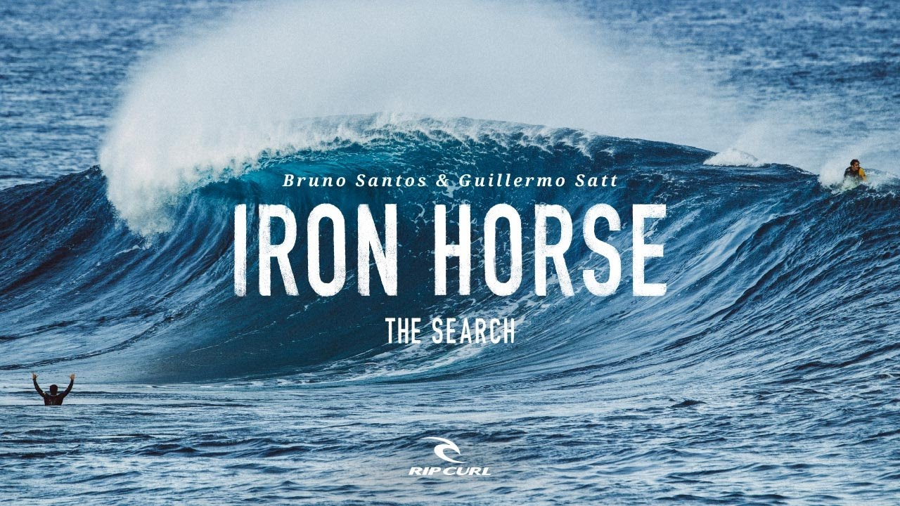 Iron Horse | #TheSearch by Rip Curl