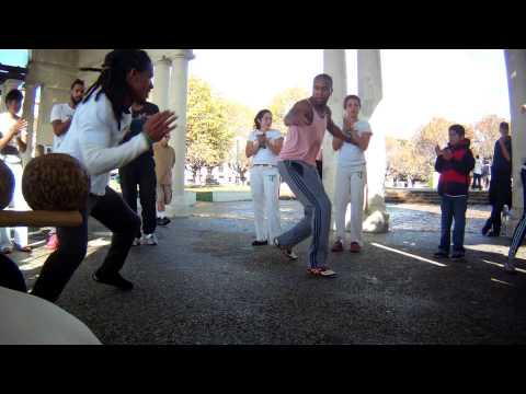Ginga Mundo Capoeira Oakland Open Roda, November 2014