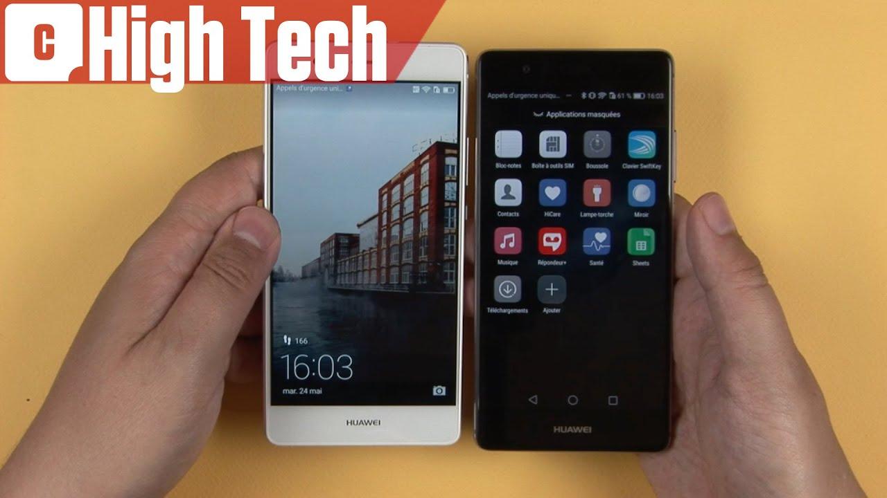 Huawei p9 lite en vid o diff rences avec le p9 youtube for Photo ecran huawei p9 lite