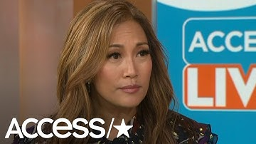 Carrie Ann Inaba Gives Emotional Health Update: 'I Look Like I Feel Great, But I'm Not'