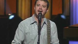 Wade Bowen Live at the Grand Ole Opry