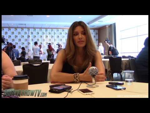 Juliana Harkavy  Arrow Season 6  ComicCon 2017