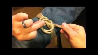 Rope Bondage Instruction
