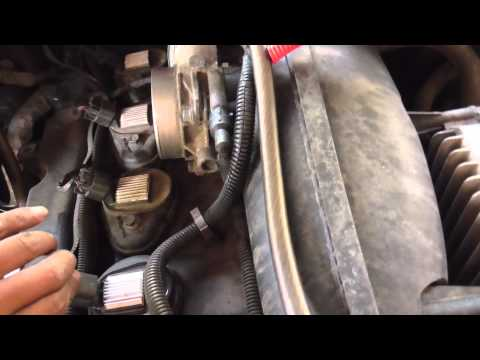 Chevy Trailblazer Runs rough, stalls P0014 | FunnyCat TV