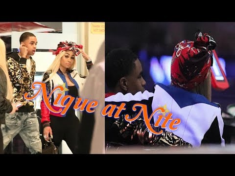 who is blac chyna dating now july 2017