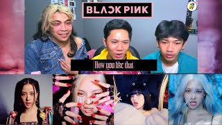 BLACKPINK - 'How You Like That' M/V Reaction Indonesia