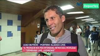 #ModoSele: Leao Butrón opina sobre el triunfo 3-0 ante Barcelona por #NocheBlanquiazul