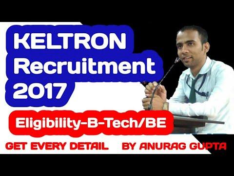 KELTRON Recruitment 2017 – Engineer & Technical Assistant Post   Gvt.Job   Apply Online