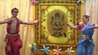 Алларипу-Индийский классический танец