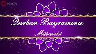 Qurban Bayrami Tebrik Videosu 2020