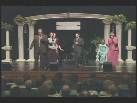 """Collingsworth Family - """"Tradin' a Cross for a Crown"""" - 2006"""
