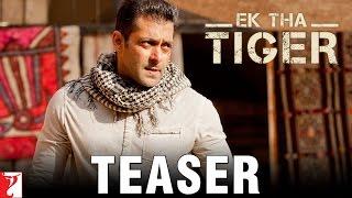 EK THA TIGER - Teaser | Salman Khan | Katrina Kaif