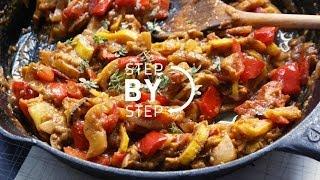 Easy Ratatouille Recipe, Recipe For Ratatouille, Simple Ratatouille Recipe