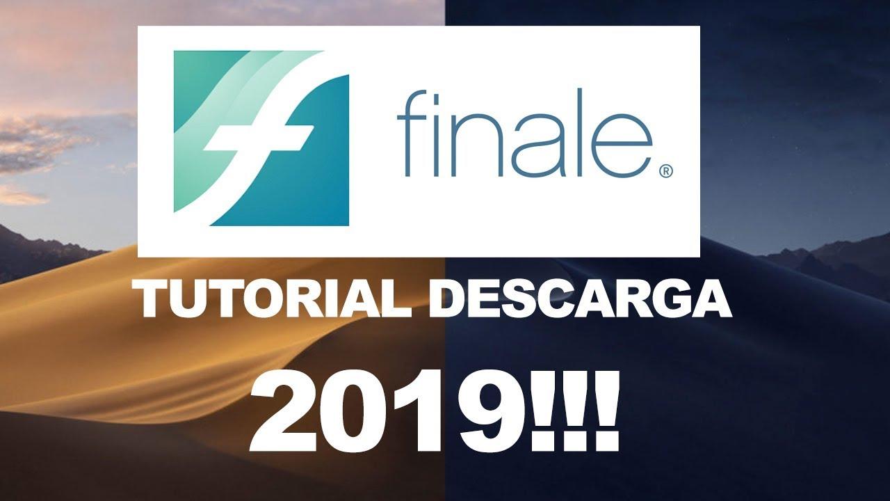 FINALE GRATIS PARA MAC 2019!! 😯 ACTUALIZADO 😬