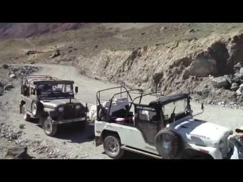 Chitral to Mastuj Road Trip