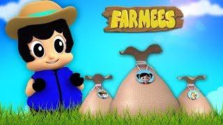 Баа Баа Черная овца | детская песня | рифма овец | Baa Baa Black Sheep