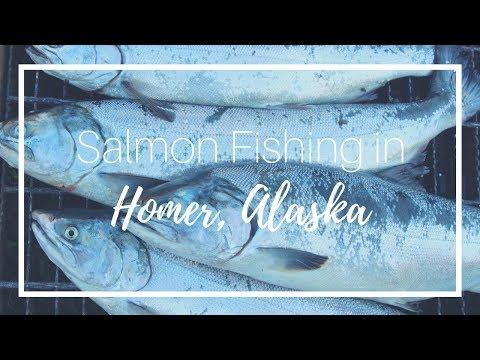 Salmon Fishing in Alaska