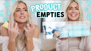 PRODUCT EMPTIES | What I'd Buy AGAIN AND AGAIN 🤤