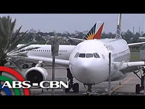 TV Patrol: Pagsasaayos ng flights sa NAIA terminals, posibleng mapaaga