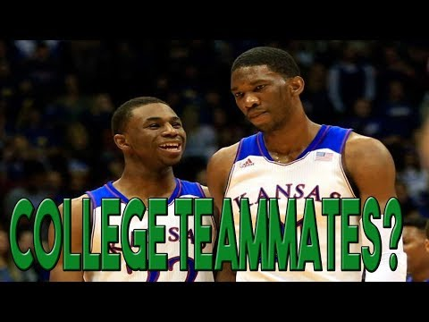 Did These NBA Players Play College Basketball Together?
