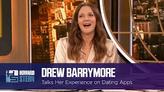 Drew Barrymore on Her Relationship With Her Ex-Husband and Using Dating Apps