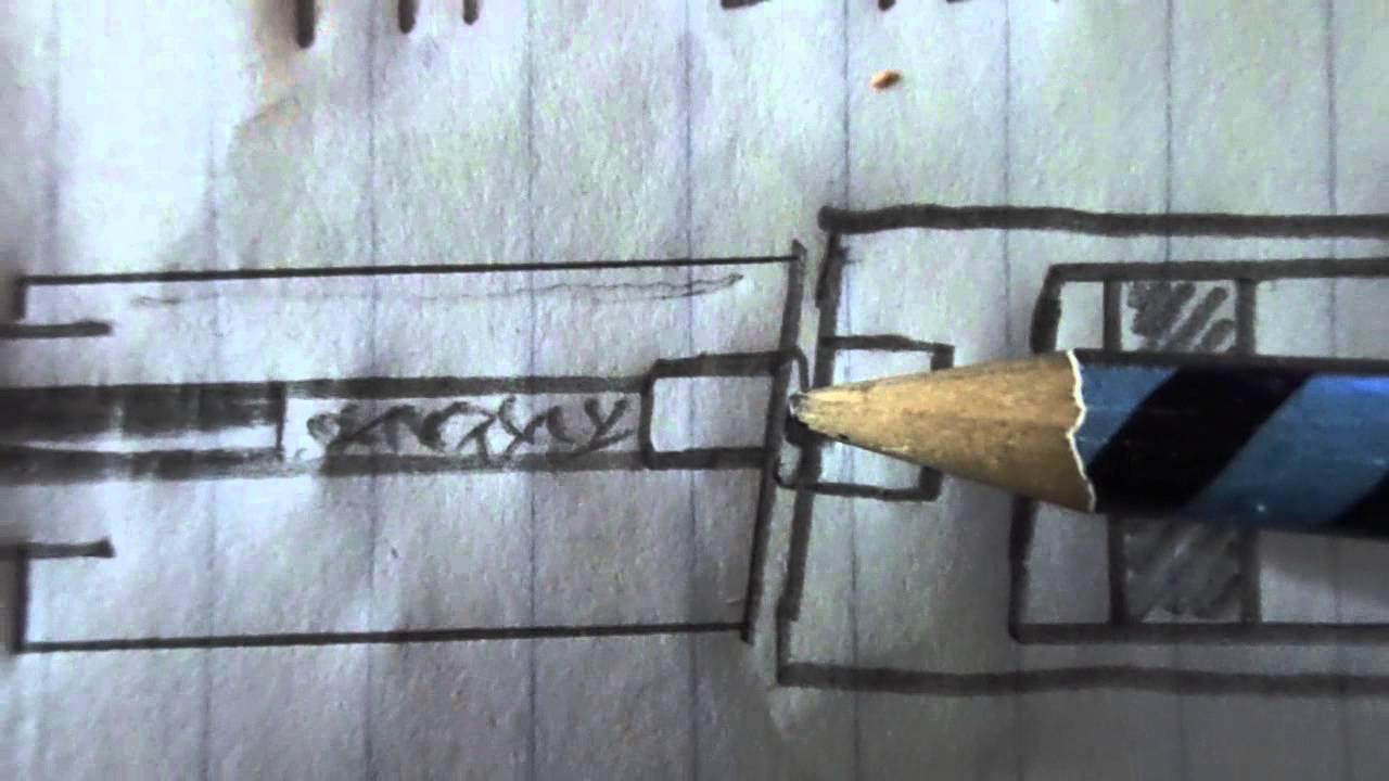 мелкашка из воздушки чертежи