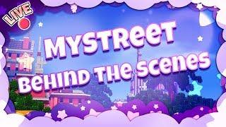MyStreet Behind The Scenes Livestream!