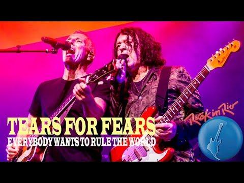 Resultado de imagen de Tears for fears rock in rio 2017