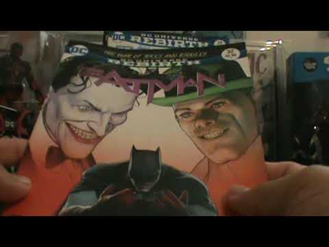 the comic book villain's comoc book haul #81 for 10 04 2017 & small unboxing from MidTown Comics