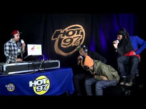 Flatbush Zombies Talk Wrestling and Hip Hop