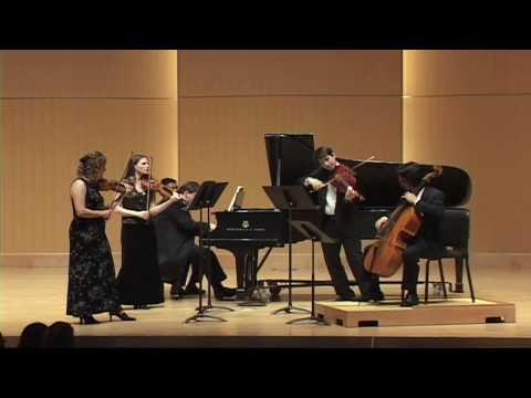 Cesar Franck Piano Quintet in F minor, mvt. 3 HD