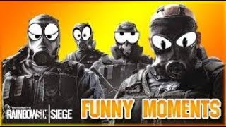 Rainbow 6 Siege Funny Moments Part 2