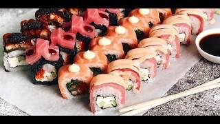 Суши Icons - Невероятно большие порции