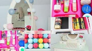 Moja Toaletka, Organizacja & Kolekcja Kosmetyków  ♡