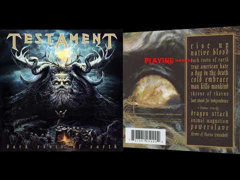 Testam̲e̲n̲t̲ - Dark Roots O̲f̲ Earth (2012)