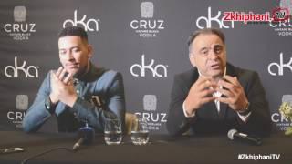 AKA signs huge deal with Cruz Vodka