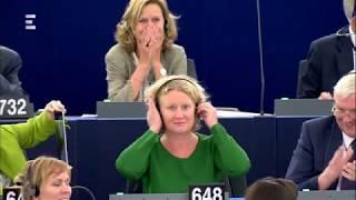 Elfogadta az Európai Parlament a Sargentini-jelentést- ECHO TV