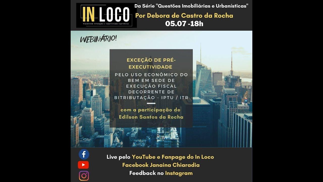 Da Série: Questões Imobiliárias, Urbanísticas e Ambientais por Professora Debora de Castro da Rocha