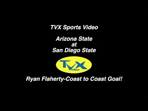 TVX Sports Video, Ryan Flaherty Goalie Coast to Coast