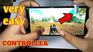 How To Make Fire Button / L1 R1 Button For PUBG Mobile,ROS And Fortnite!DIY L1R1 Fire Buttons