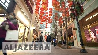 Hong Kong's luxury brands struggle to attract customers