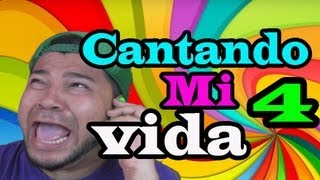 Repeat youtube video MI NOVIA ME DEJO | CANTANDO MI VIDA 4 | FALCONY