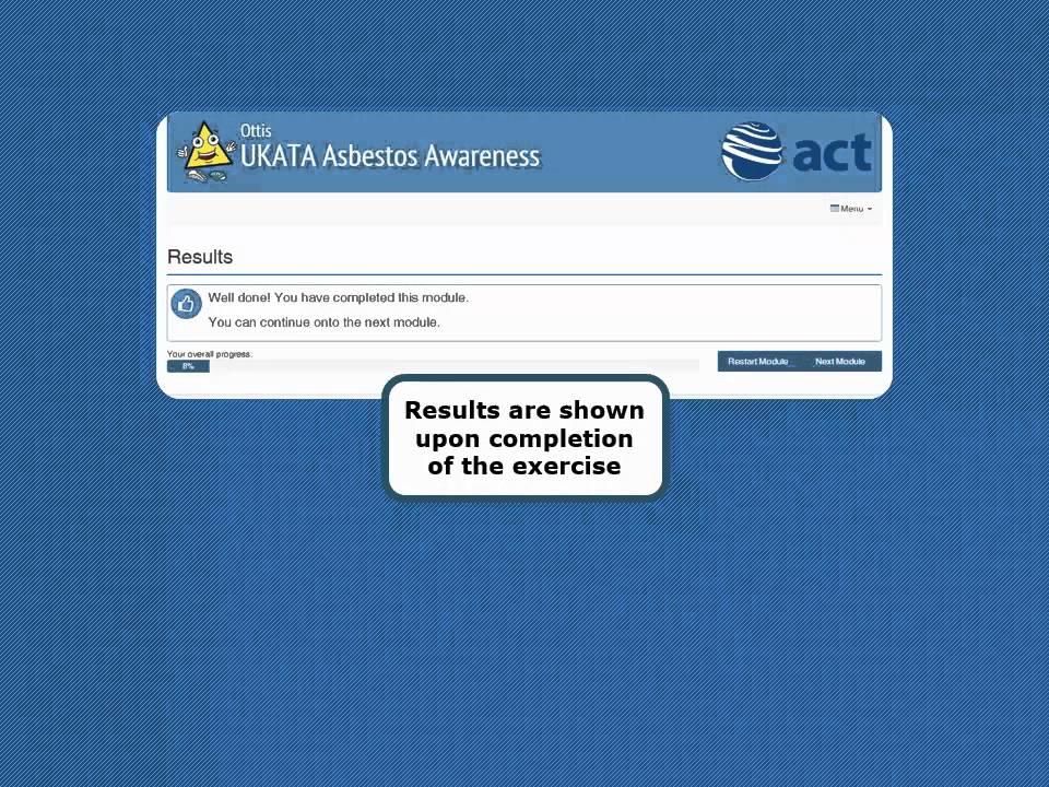 ukata asbestos awareness online course