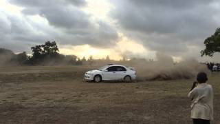 Mitsubishi GMS Spec 7R being Tamed....- Dar-es-Salaam, Tanzania