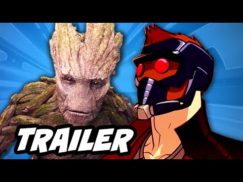 Guardians Of The Galaxy TV Series   I Am Groot