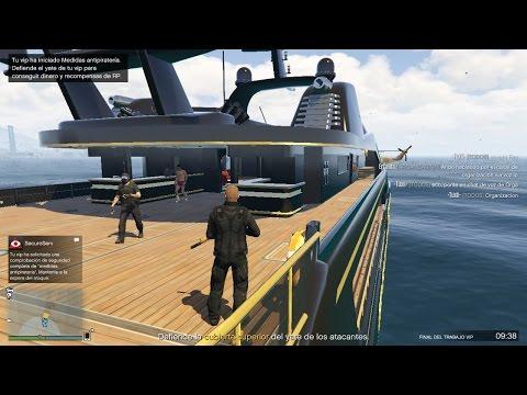 ¡Protección Marítima! * GTA Online