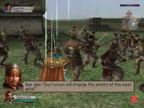 Dynasty Warriors 4 Hyper Pc Gameplay