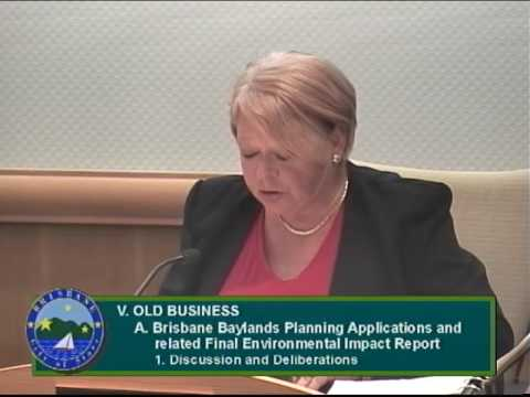 Brisbane City Council Special Meeting 08-07-17 (part 1 of 2)