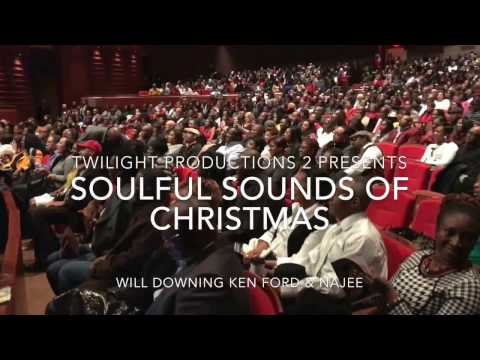 SOULFUL SOUNDS OF CHRISTMAS ATLANTA
